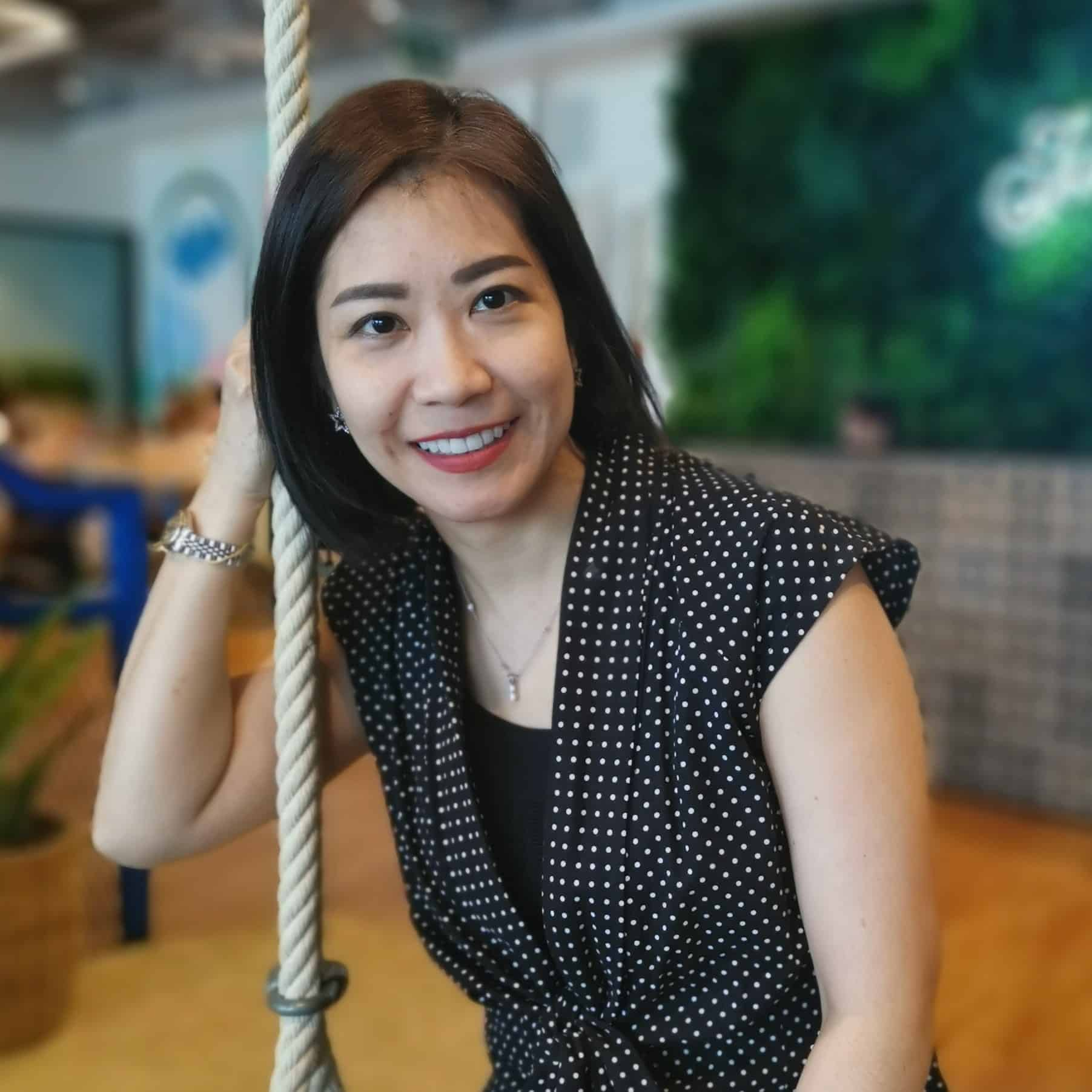 Khun Orala Operations Manager and Events Planner at B-Concept Media Entertainment Group and BCD Meetings and Events Thailand.